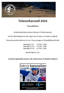 Telenorkarusell 2016