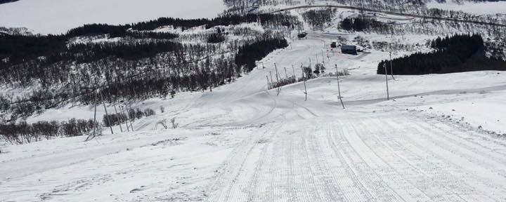 Åpning av Ånstadblåheia skitrekk 2018