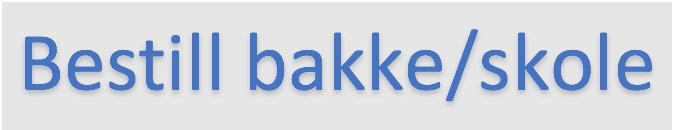 SKOLE BAKKE LEIE: